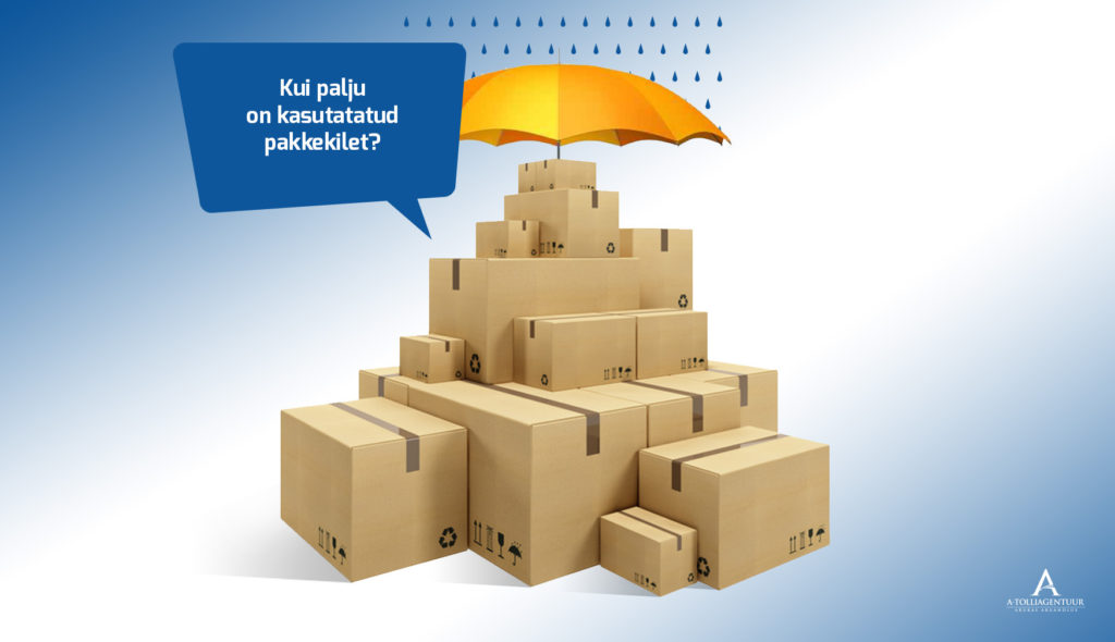 Pakkekile maht ja andmete kaasamine pakendiaruandesse
